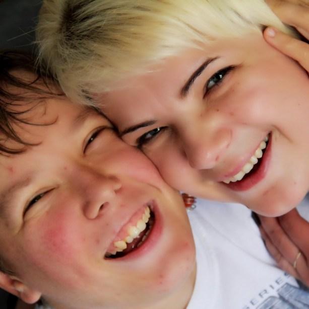 Radość Brańszczyka_rekolekcje niepełnosprawnych