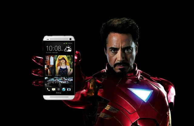 Iron Man HTC