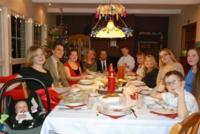 rodzina swieta 2012