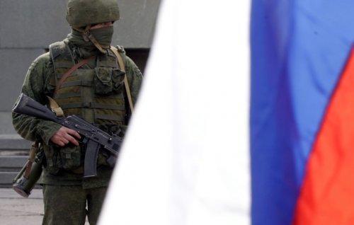 okupacja Krymu
