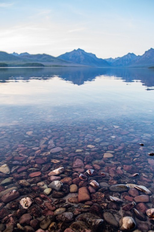 Lake McDonald - Apgar