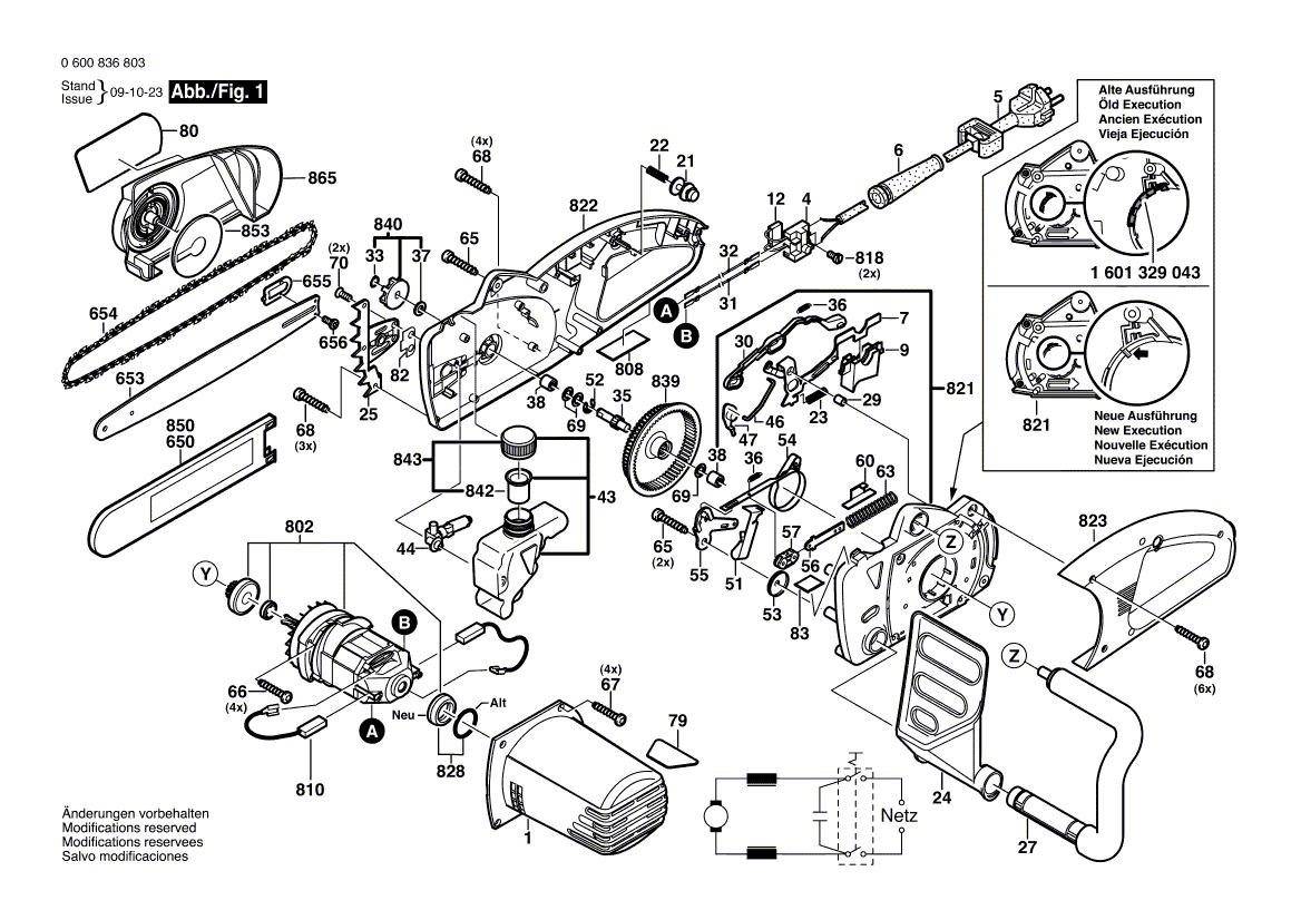 Stihl 460 Chainsaw Parts Diagram On For 038