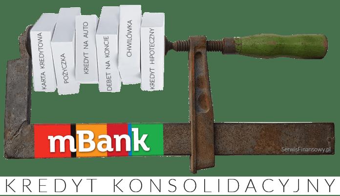 kredyt konsolidacyjny w mbanku