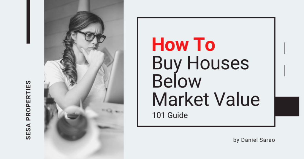 houses below market value