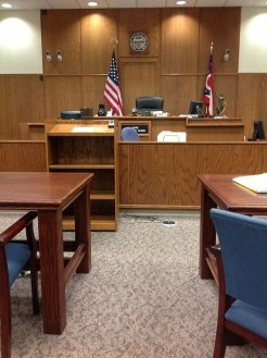 ohio courtroom - can the executor sell a house that is in probate