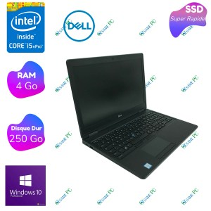 Dell Latitude E5580