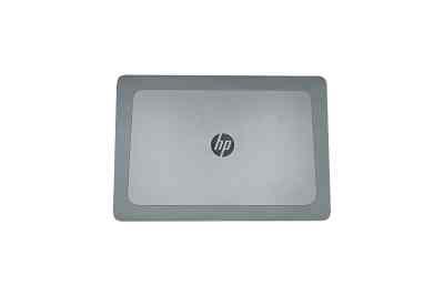 Modèle HP Zbook 15 G3 de la marque HP. Image montrant la coque du dessus du pc.