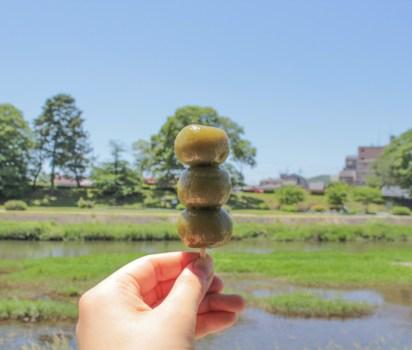 茶だんご(和菓子/京橘)