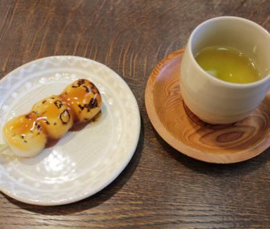 みたらし団子(神奈川/茶の子)