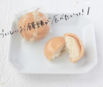 一口サイズの可愛いおまんじゅう!福岡大牟田の草木饅頭を食べよう!