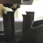 3Dプリンター オーバーハング部の印刷について