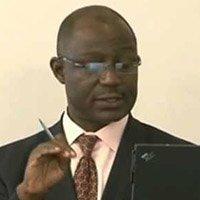 Mr K. Adu Gyamfi