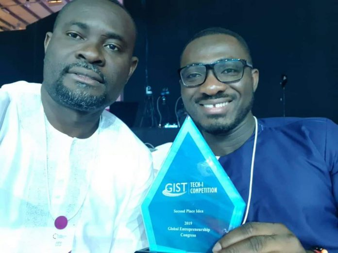 Sesi Technologies Comes 2nd in the GIST Tech-I Competition