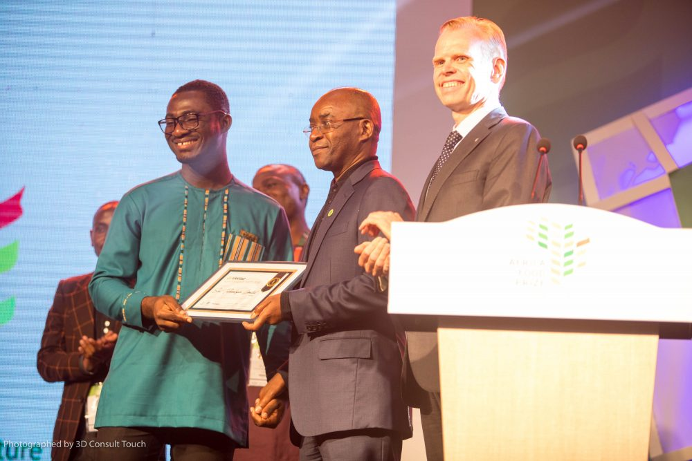 Sesi Technologies wins GoGettaz Agripreneur Prize