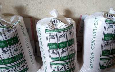 Benefits Of Using Hermetic Storage Bags For Grain Storage
