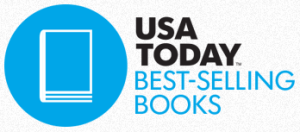 USA Today best selling logo