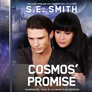 Cosmos' Promise out now in audiobook