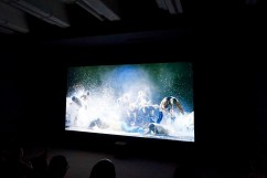 Bill Viola - The Raft