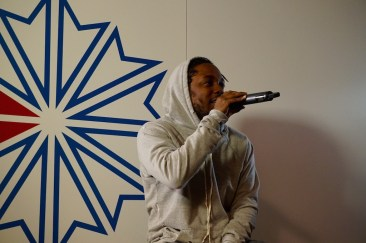 Kendrick Lamar @ Twenty-Two