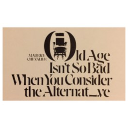 Herb Lubalin – Poster, Visual Graphics Company, 1965