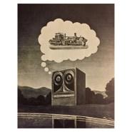 Paul Davis – Illustration, Electronic Age Magazine, 1967