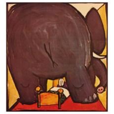 Tomi Ungerer – Illustration, Village Voice, 1968