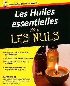 2 livres à découvrir pour s'initier aux huiles essentielles