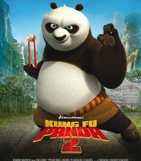 Kung Fu Panda 2 - Sessão da Tarde