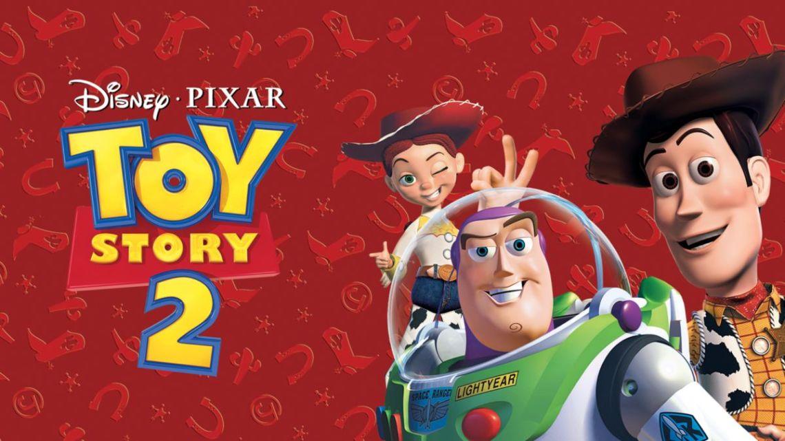Cartaz do filme Toy Story 2