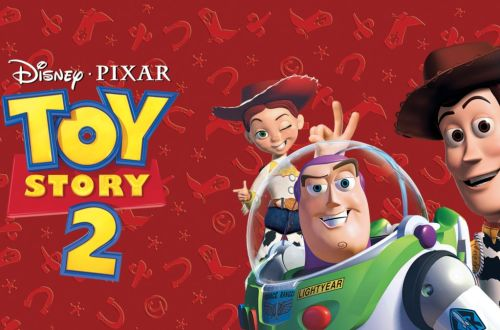 Cartaz do filme Toy Story 2