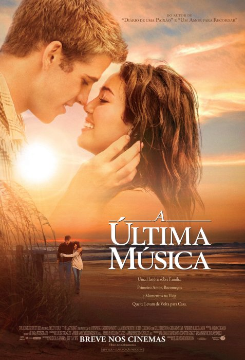 Cartaz do filme A Última Música