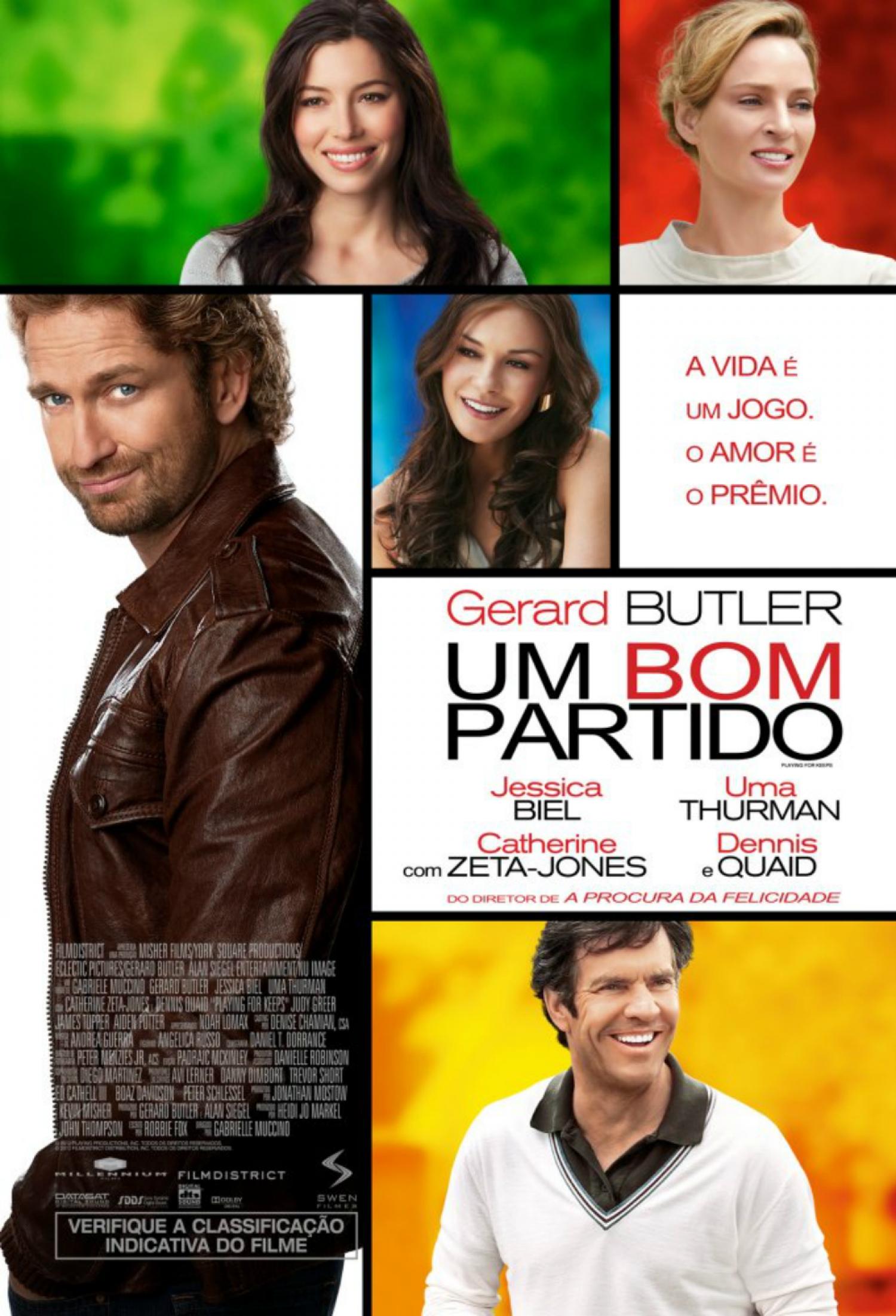 Cartaz do filme Um Bom Partido