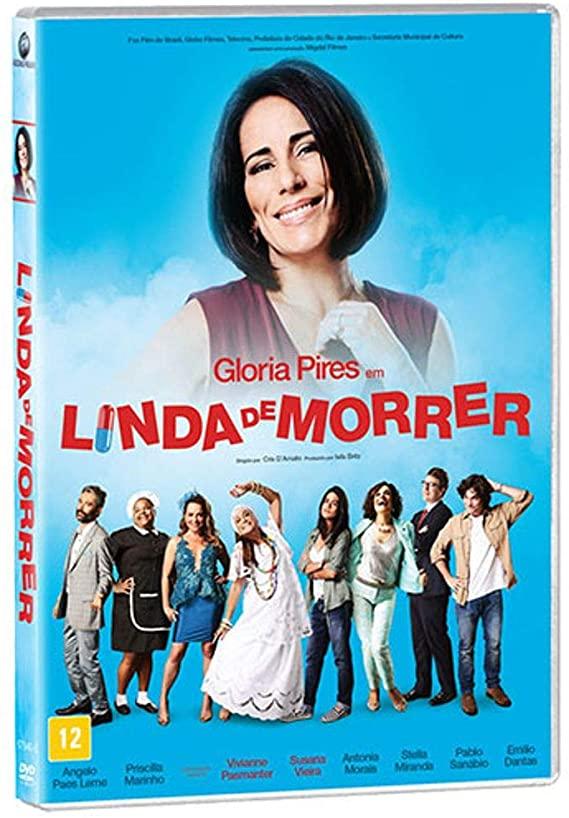 Cartaz do filme Linda de Morrer