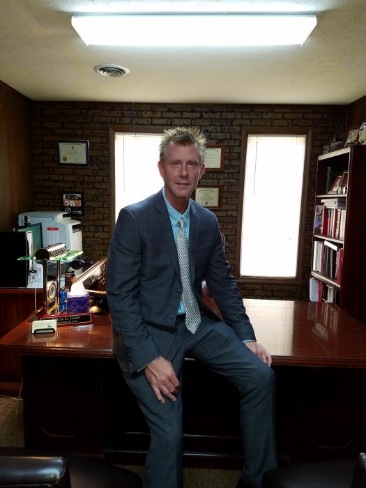 Apply for Social Security Disability Benefits then Call Attorney Chris L. Gore