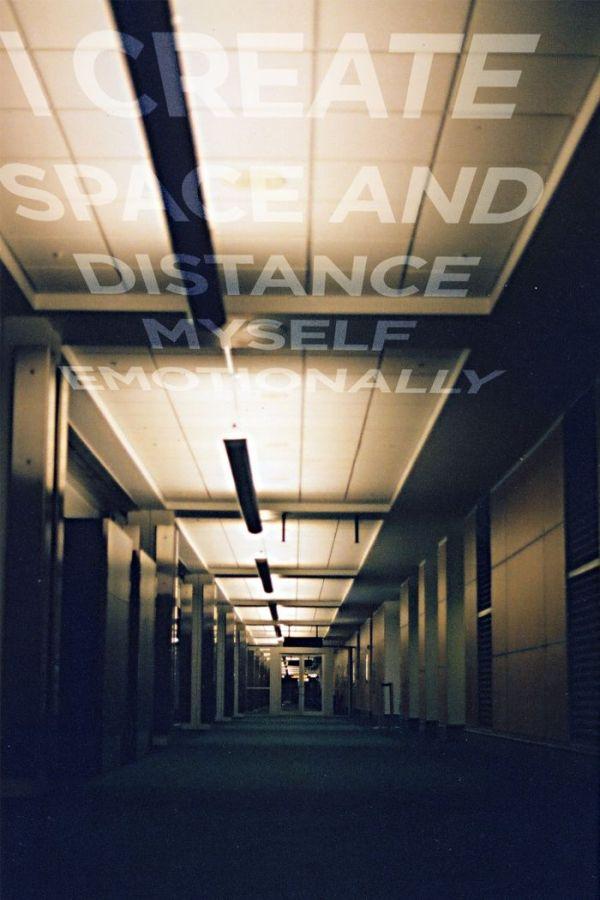 Psychological distance poster