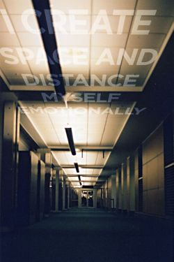 Psychological distance poster