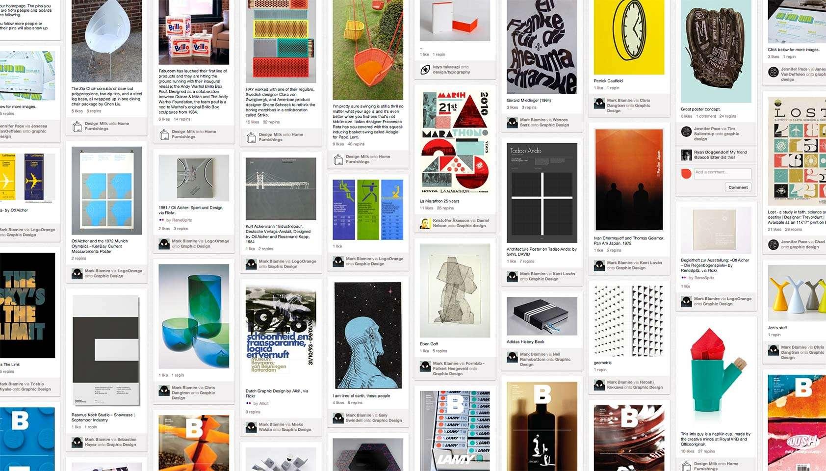 Social Media For Designers: Pinterest