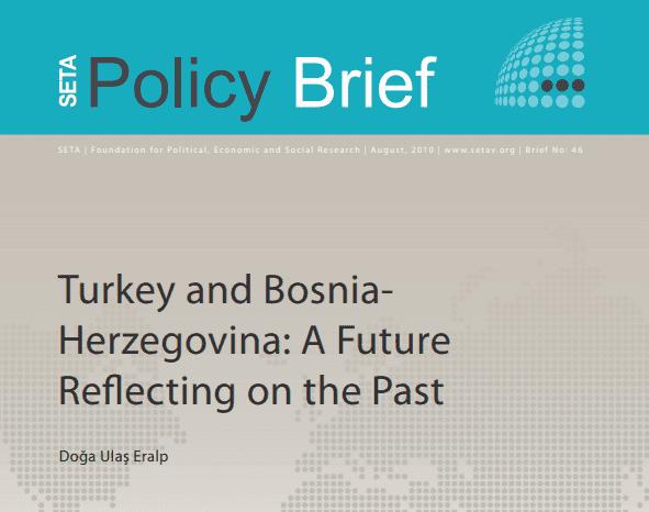 Turkey and Bosnia-Herzegovina: A Future Reflecting on the Past