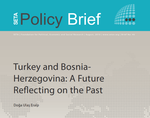 Turkey and Bosnia-Herzegovina: A Future Reflecting on the Past