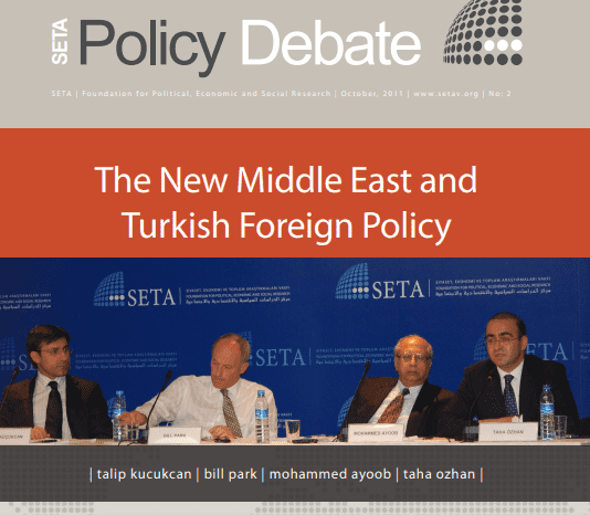 The New Middle East and Turkish Foreign Policy