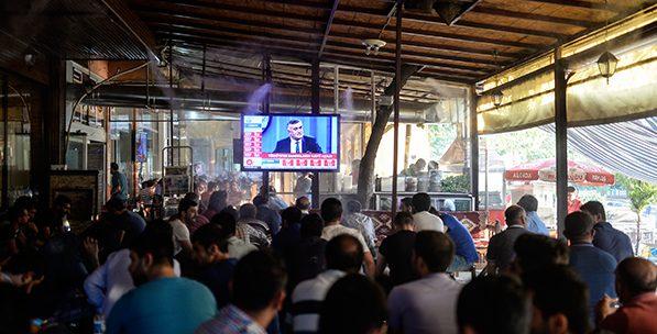 Debates on Turkey in Moscow