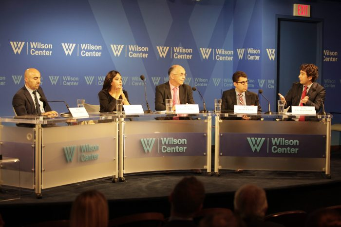 Kilic Kanat joins Wilson Center Panel on Turkish Elections