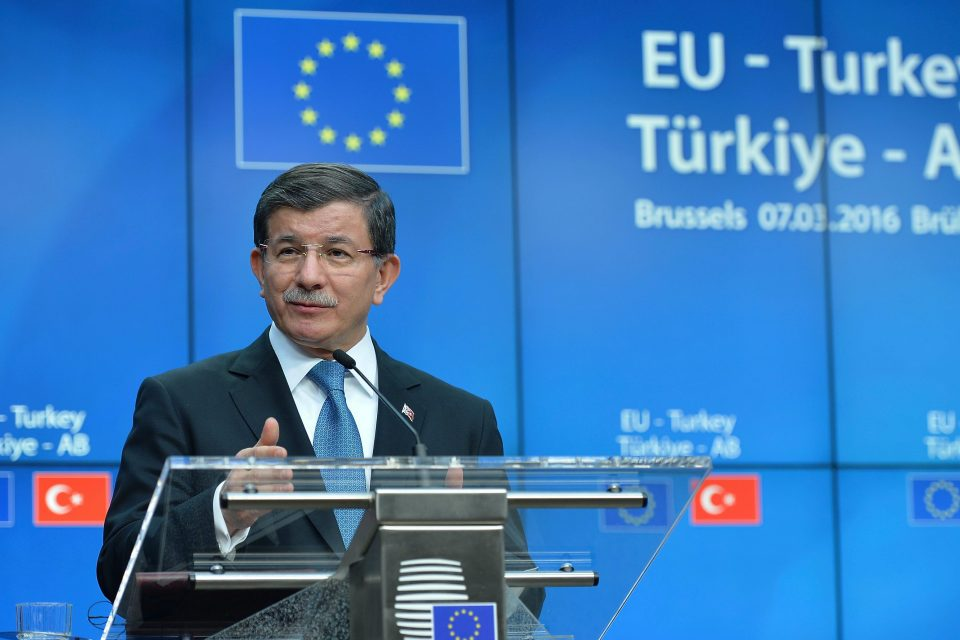 Hopeful Year for Turkey EU Accession