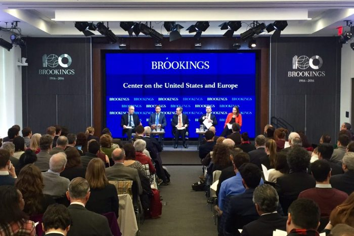 Kadir Ustun Joins Brookings Panel on Turkish Foreign Policy