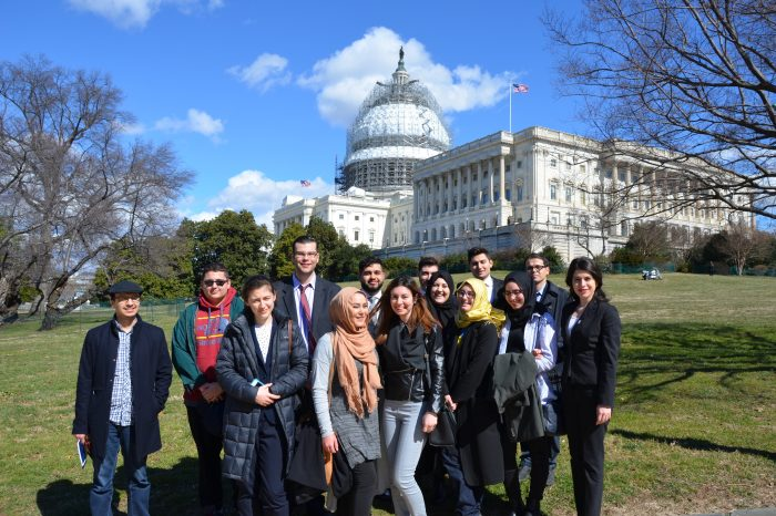 SETA Washington Hosts Turkish-American Leadership Academy