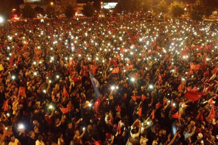 Understanding the Ideational Sources of the Terrorist Coup Attempt