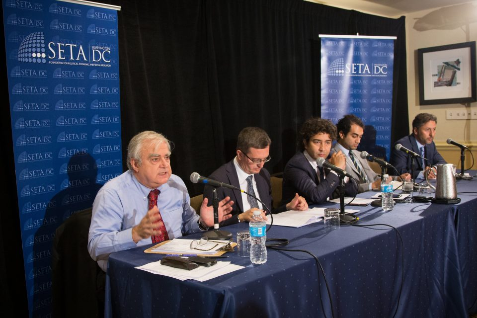 SETA D.C. Hosts Panel on The July 15 Failed Coup Attempt in Turkey