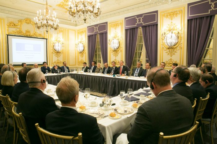 SETA D.C. Hosts H.E. President Erdogan for Roundtable Discussion