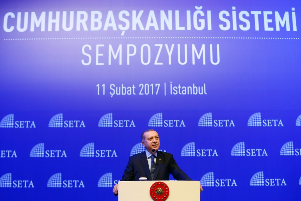 April 16 Referendum is an Opportunity for Turkey