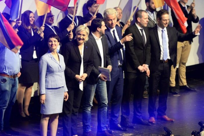 Threat of far-right parties in Europe